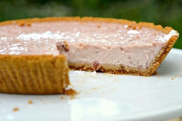Пирог с йогуртом рецепт с фото пошагово