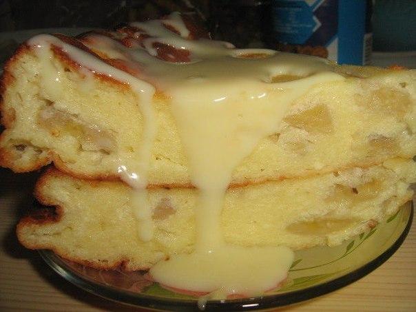 Запеканка с творогом и бананом в мультиварке рецепты