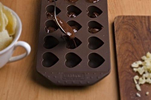 Шоколадные конфеты своими руками в домашних условиях