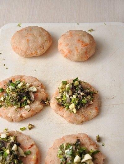 Зразы с грибами и луком рецепт